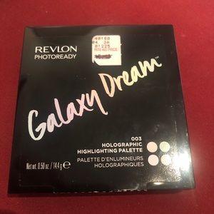 REVLON GALAXY  DREAM, holographic highlighting new